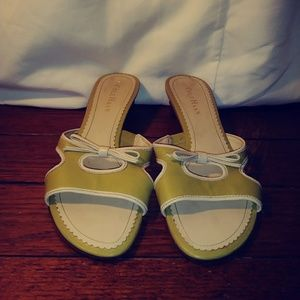 Cole Haan Bow Sandals